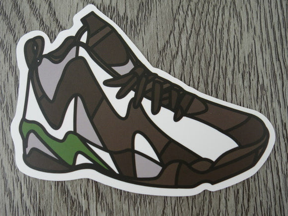 Reebok sticker - design B - Kamikaze