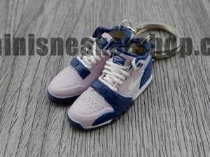 mini 3D sneaker keychains Air Trainer 1