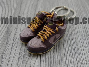 Mini Sneaker Keychains Nike Dunk Special Edition