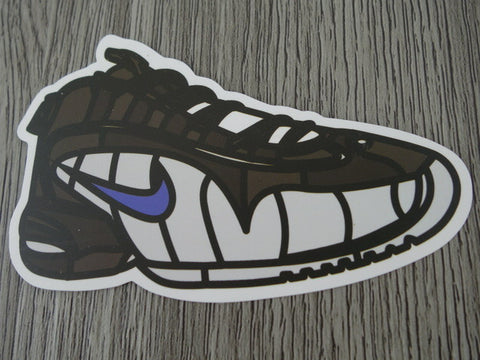 free nike 6 0 stickers design