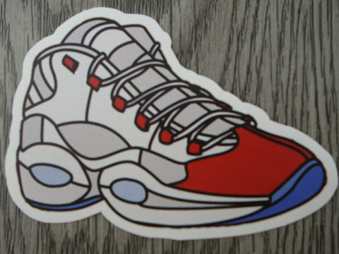 Reebok sticker - design A -