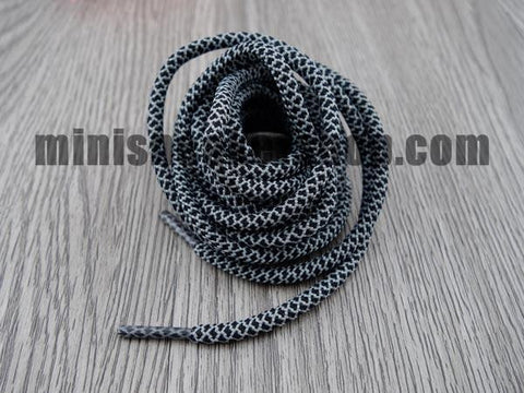 Trainer laces - 3M - Dark Grey
