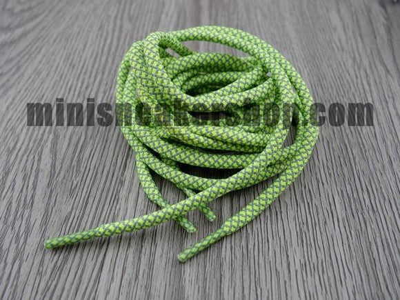 Trainer laces - 3M - Light Green