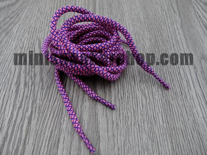 Trainer laces - 3M - Pink Purple