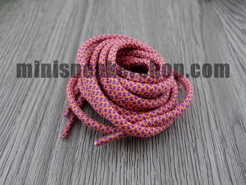 Trainer laces - 3M - Peach Purple