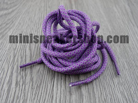 Trainer laces - 3M - Purple