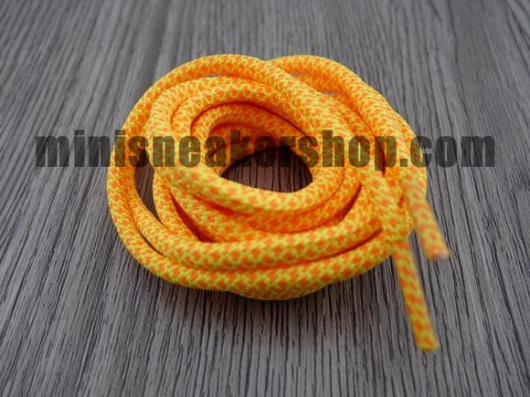 Trainer laces - 3M - Yellow