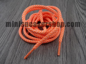 Trainer laces - 3M - Neon Peach