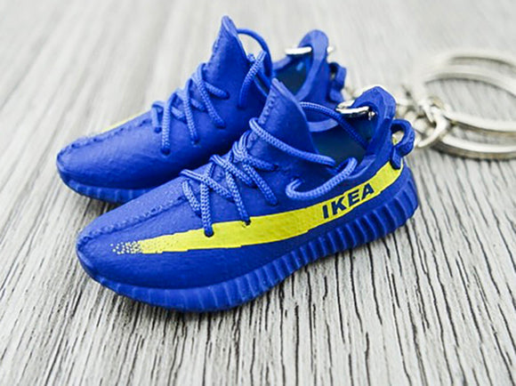 f5ae51d1e Handpainted Mini Sneaker Keychains 3D – Tagged