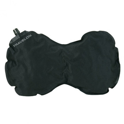 Self-Inflating Neck and Back Pillow
