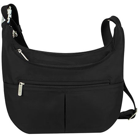 Anti-Theft Classic Light Slouch Hobo Bag