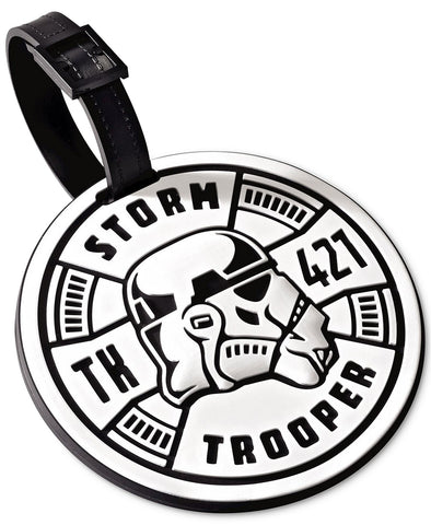 Storm Trooper Luggage Tag