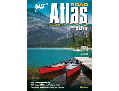 2019 AAA Road Atlas