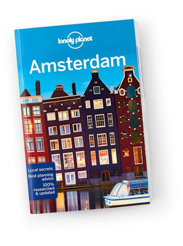 Lonely Planet -  Amsterdam City/Regional