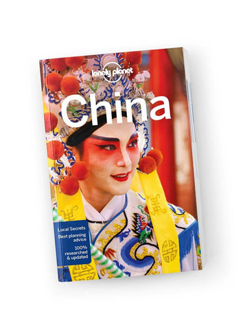 Lonely Planet -  China