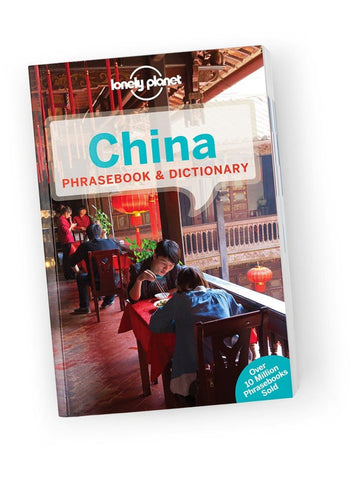 Lonely Planet -  China Phrasebooks