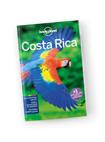 Lonely Planet -  Costa Rica