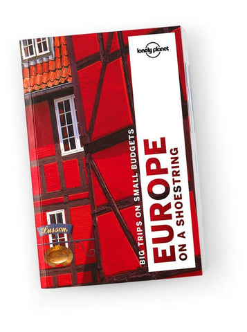 Lonely Planet -  Europe Shoestring