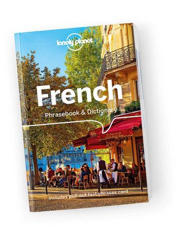 Lonely Planet -  French Phrasebooks