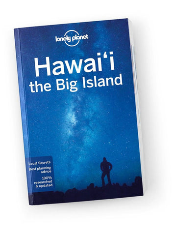 Lonely Planet -  Hawaii The Big Island