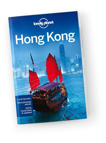 Lonely Planet -  Hong Kong City/Regional