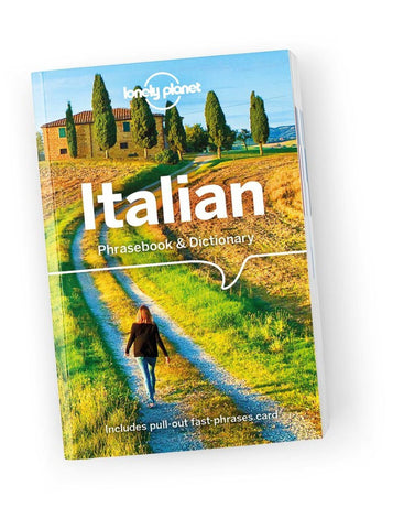 Lonely Planet -  Italian Phrasebooks