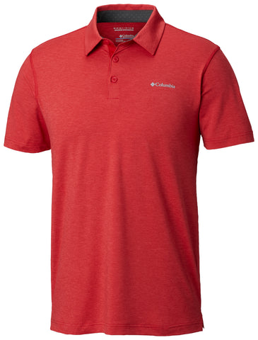 Columbia Mens Tech Trail™ Polo