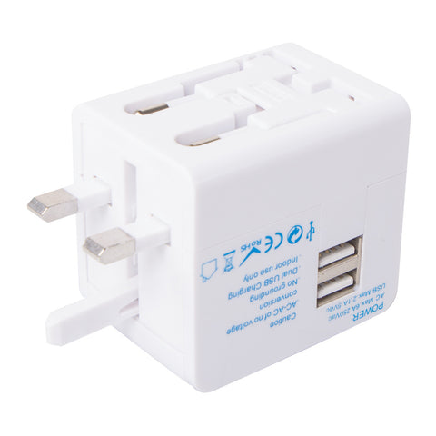 Universal Adaptor With USB