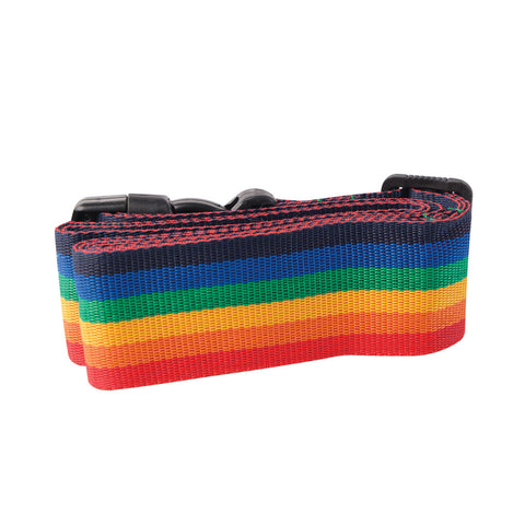 Luggage Strap Rainbow