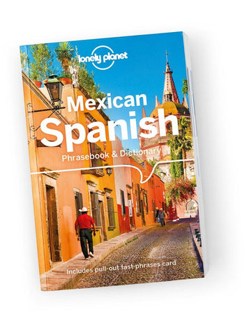 Lonely Planet -  Mexican Spanish Phrasebooks