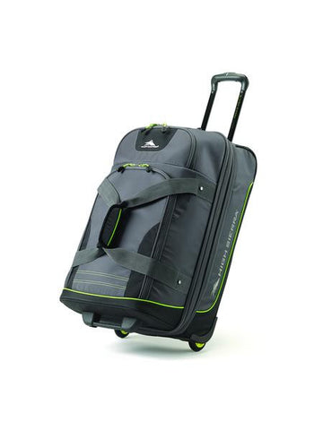"High Sierra Break Out 26"" Wheeled Duffle"