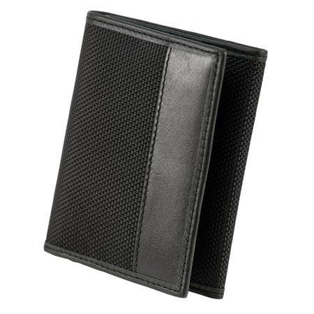 RFID Blocking Tri Fold Wallet