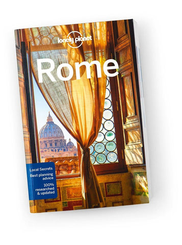 Lonely Planet -  Rome City/Regional
