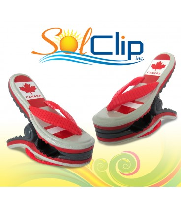 SolClip Beach Towel Clips