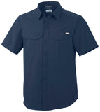 Columbia Mens Silver Ridge Short Sleeve Shirt