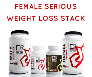 Female Serious Weight Loss Stack