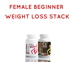 Female Beginner Weight Loss Stack