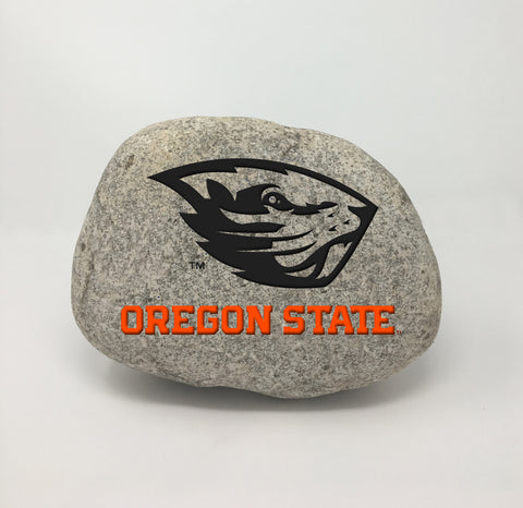 Oregon State Beavers River Rock FanRock®