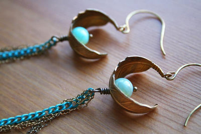 Robin Earrings - Nea - 4