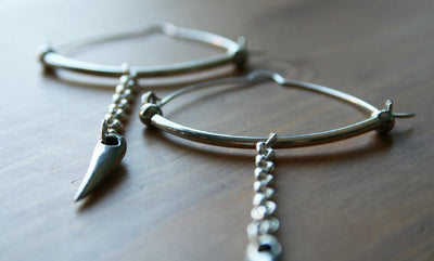 Dex Earrings - Nea - 4
