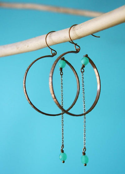 Flyvola Earrings - Nea - 3