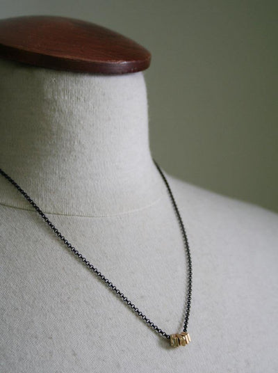 Squared Necklace