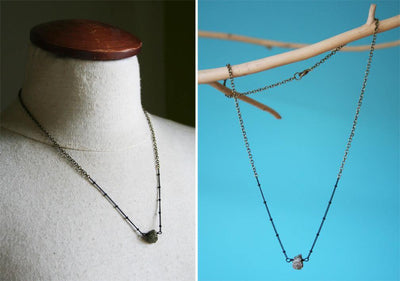 2 LEFT Pyra Necklace - Nea - 4