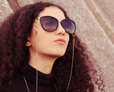 Aurelia Sunglasses Chain