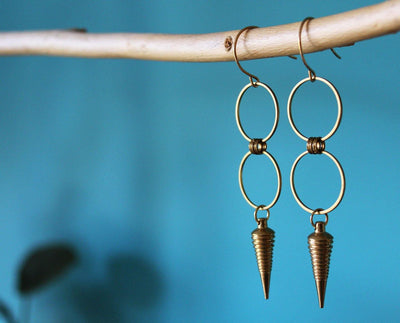 Octavia Earrings - Nea - 2