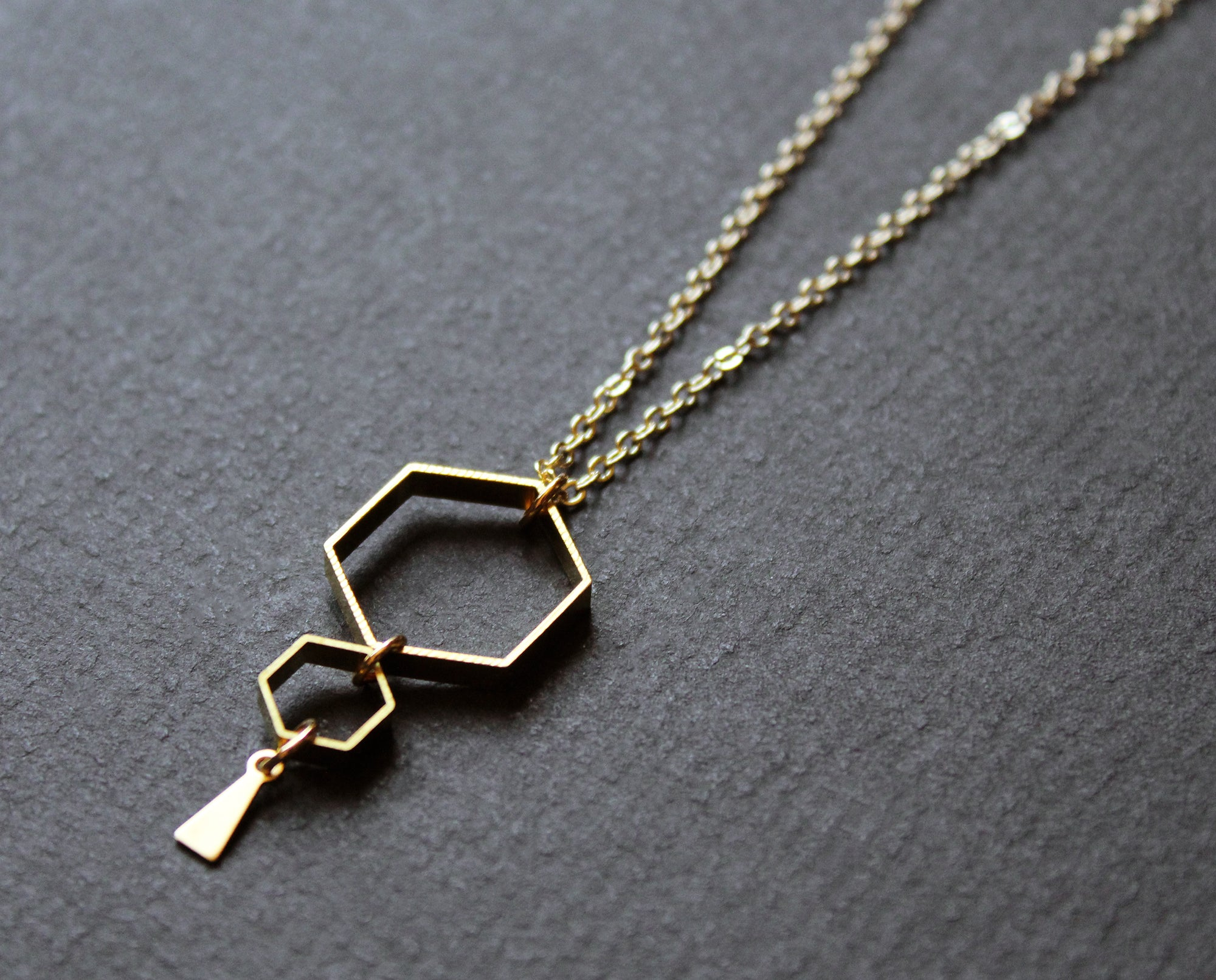 Ruche Necklace