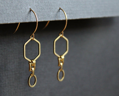 Oxalis Earrings