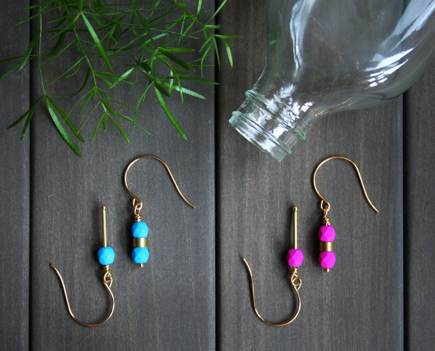Beatrice Earrings - Nea - 1