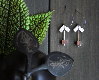 Vio Earrings - Nea - 1