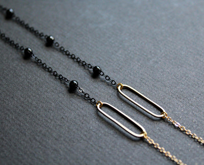 Sidonie Glasses Chain